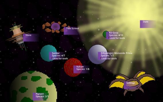 Planetventure Demo screenshot 23