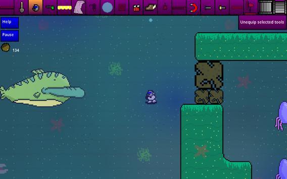 Planetventure Demo screenshot 2