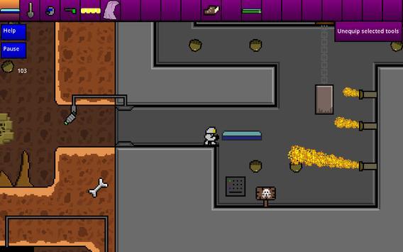 Planetventure Demo screenshot 3