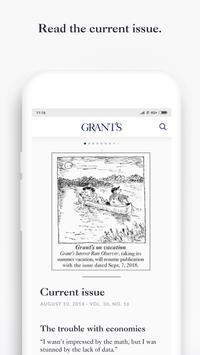 Grant's Interest Rate Observer poster