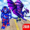 Grand US Dragon Robot Battle 3D 아이콘