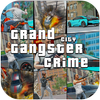 Street Crime Thug City: Grand Gangster Crime Games icon