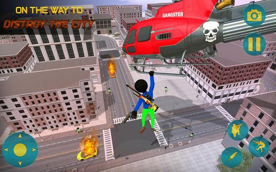 Grand Gangster Stickman Simulator screenshot 9