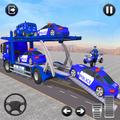 Grand Police Transport Truck