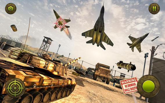 Grand Tank Air Jet Target Mission screenshot 13