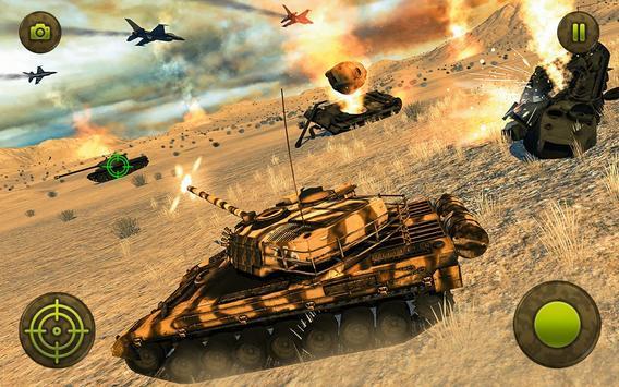 Grand Tank Air Jet Target Mission screenshot 1