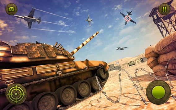 Grand Tank Air Jet Target Mission screenshot 3
