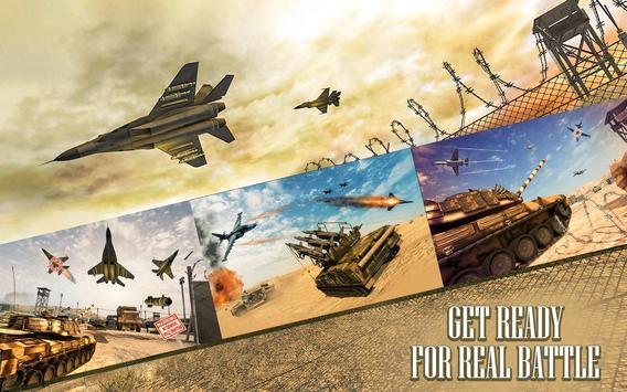 Grand Tank Air Jet Target Mission screenshot 5