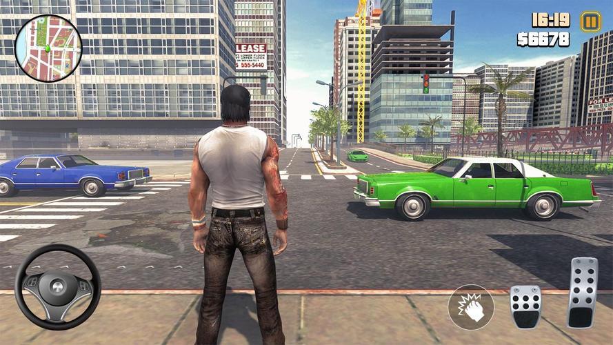 Grand Gangster Auto Crime