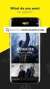 Novo Cinemas screenshot 1