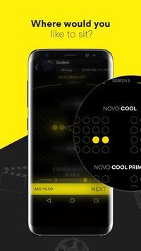 Novo Cinemas screenshot 3