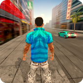 Grand Thief Gangsters Andreas City 3D icon