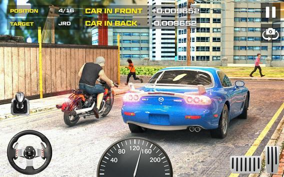 Grand Thief Gangsters Andreas City 3D screenshot 9