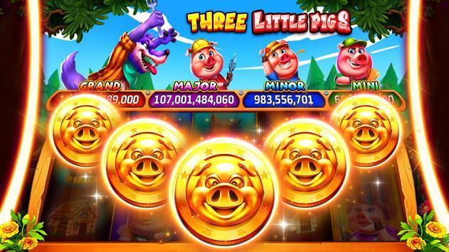 Jackpot World™ - Free Vegas Casino Slots स्क्रीनशॉट 7