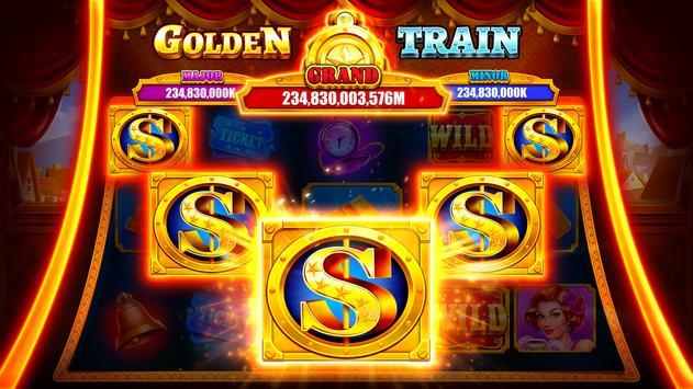 Jackpot World™ - Free Vegas Casino Slots पोस्टर