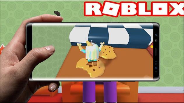 3D Escape Grandma's house horror Obby simulator screenshot 1