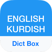 English Kurdish Dictionary icon
