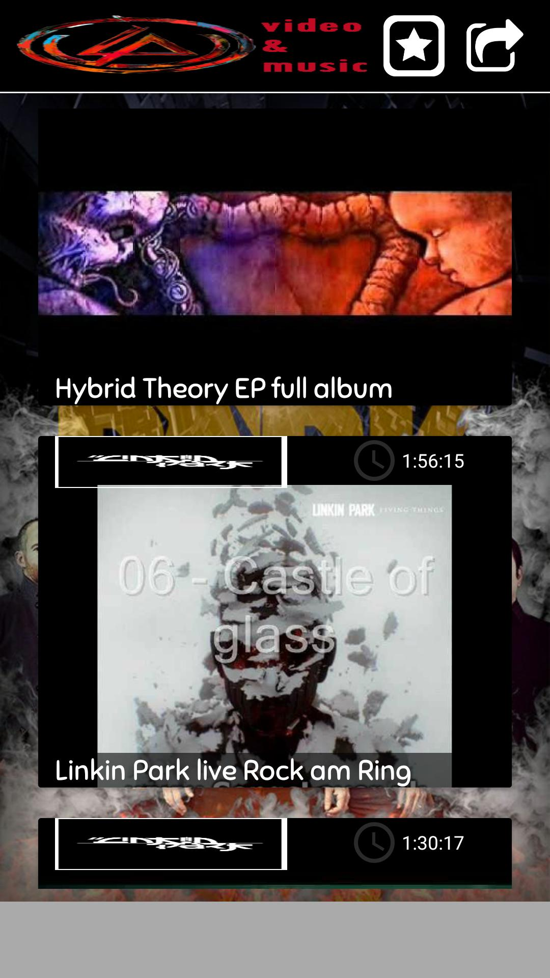 Video & Mp3 Offline Linkin Park 2000 - 2017 for Android - APK Download