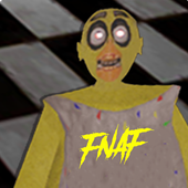 Scary FNAP GRANNY - Horror Game Mod 2019 icon