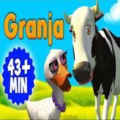 Videos de la granja gratis icon