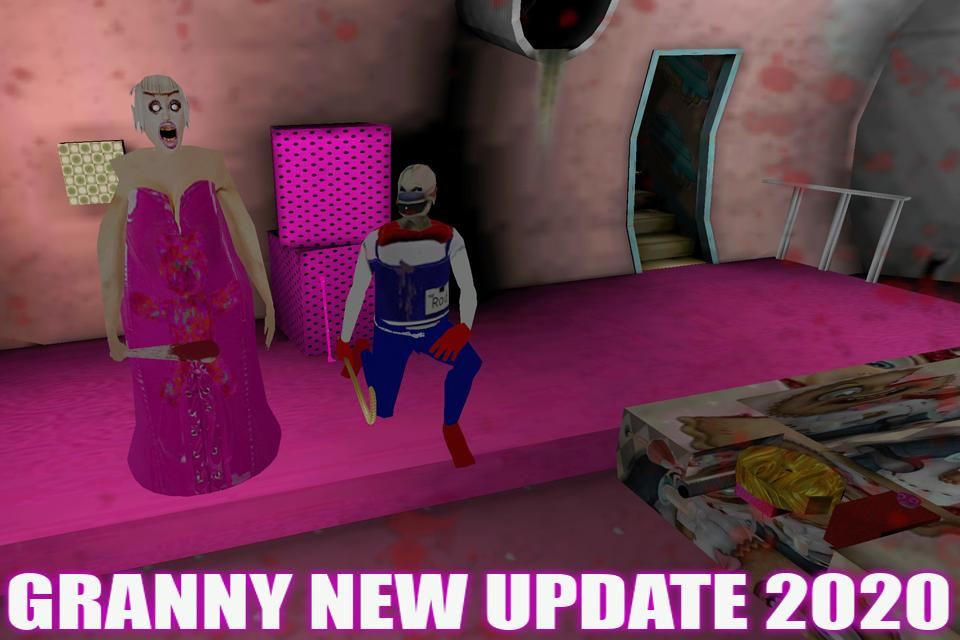 Granny Chapter 2 Full Game New Update Granny Chapter 2 Roblox Map Ice Cream Granny 2 Chapters Scary Game Mod For Android Apk Download