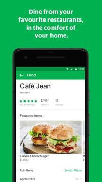 GrabFood screenshot 2