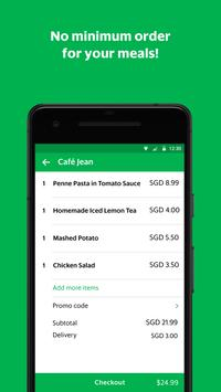 GrabFood screenshot 3