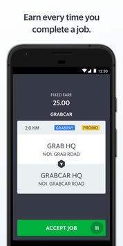 Grab Driver screenshot 1