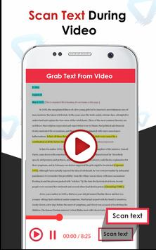 Video to Text Converter –  OCR Scanner poster
