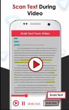 Video to Text Converter –  OCR Scanner screenshot 4