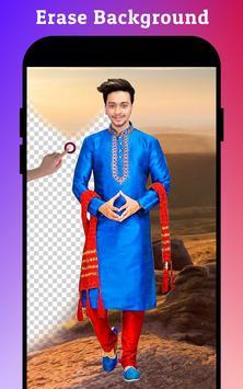 Men Sherwani Suit Photo Editor screenshot 18