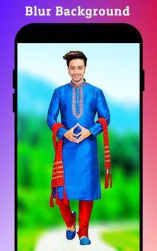 Men Sherwani Suit Photo Editor screenshot 4