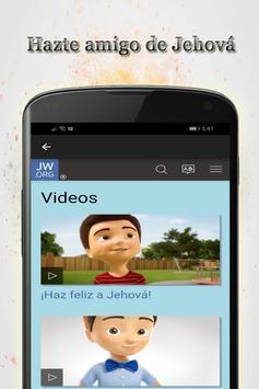 Hazte amigo de Jehová screenshot 2