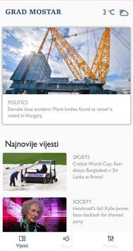 Grad Mostar screenshot 1