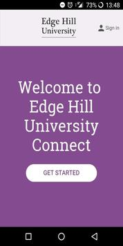 Edge Hill University Connect screenshot 2