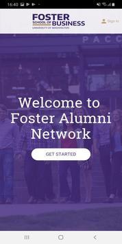 Foster Alumni Network screenshot 1
