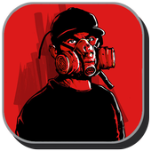 Graffiti Character icon