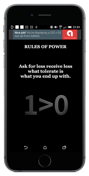 Rules Of Power screenshot 2