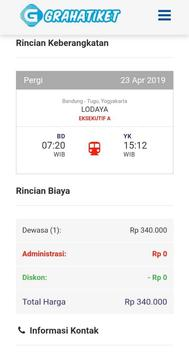Graha Tiket Online screenshot 5