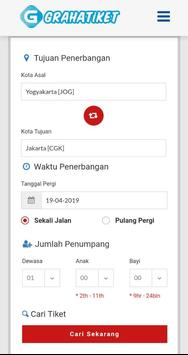 Graha Tiket Online screenshot 2