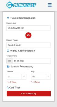 Graha Tiket Online screenshot 3