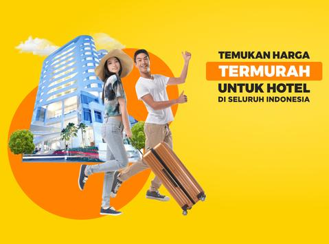 Ritz travel - tiket & hotel poster
