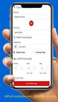 Visitix - Pusat Tiket Murah screenshot 4