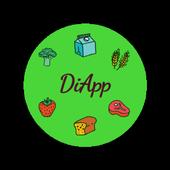 DiApp icon