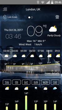 Clima captura de pantalla 11