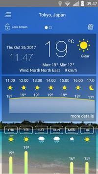 Clima captura de pantalla 8