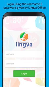 Lingva poster