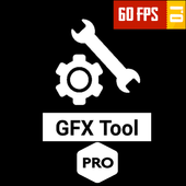 60 FPS Booster - GFX Tool PRO FOR FREE FIRE (FREE) icon