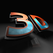 3D Logo Design Services icon