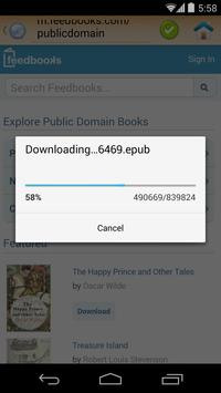 ePub Reader screenshot 6